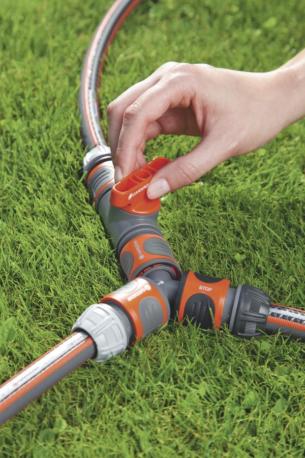 GARDENA Regulierventil für den Gartenschlauch