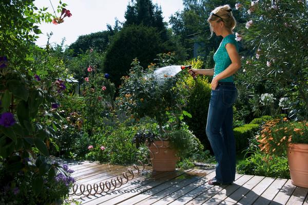 Gardena Spiralschlauch-Set