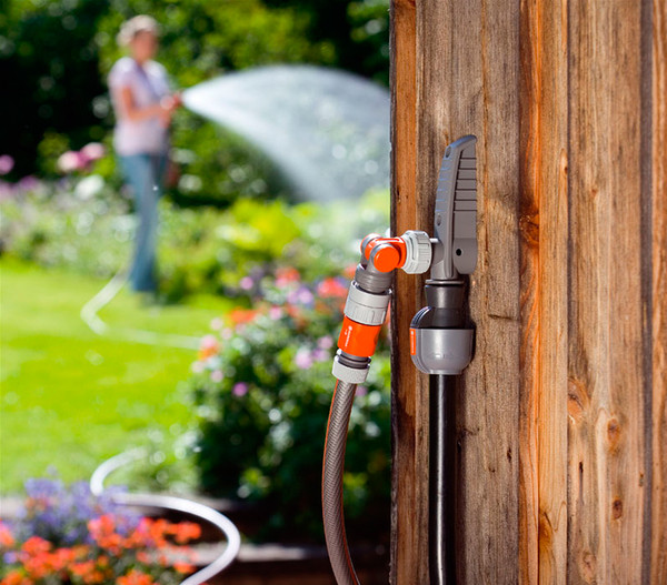 GARDENA Wassersteckdose, oberirdisch