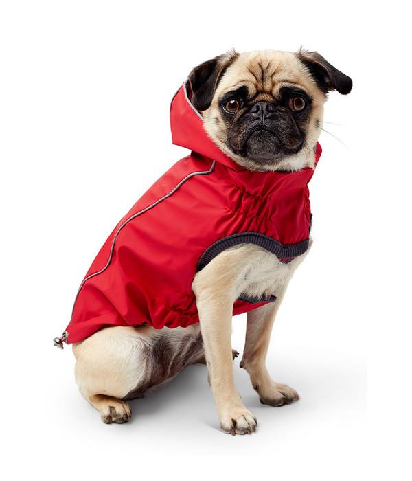 GF PET® Hunderegenmantel Elastofit®, S
