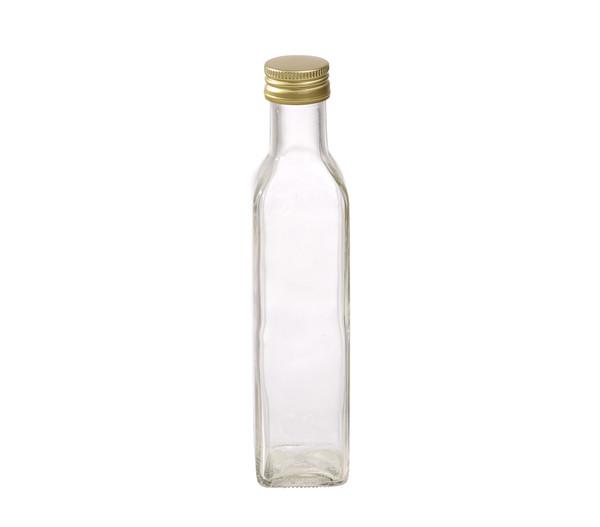 Glasflasche Marasca, 250 ml