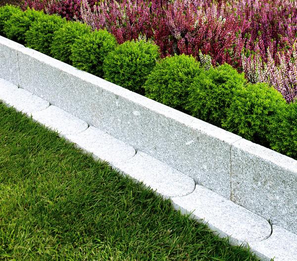 Granit-Mähkante 2,5 x 10 x 24 cm