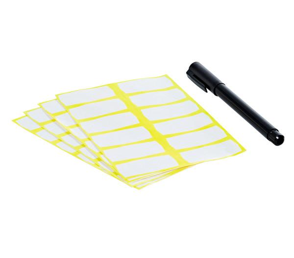 Gärtnerstift mit 48 selbstklebenden Etiketten