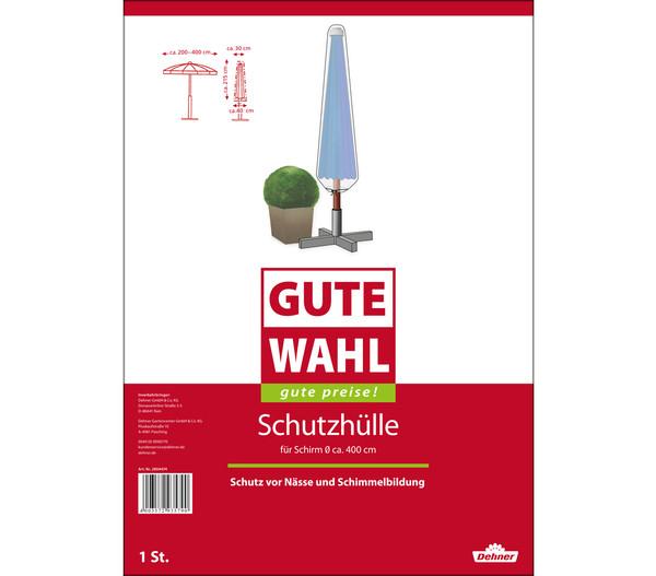 Gute Wahl Schutzhülle für Schirme mit Ø 200-400 cm