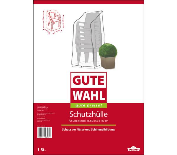 Gute Wahl Schutzhülle für Stapelsessel, 66 x 66 x 120 cm