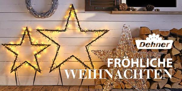 Gutscheinkarte – Fröhliche Weihnachten