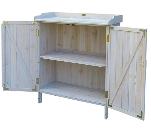Habau Gartentisch Lino, 98 x 48 x 95 cm