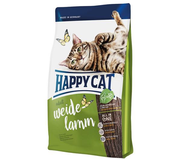 happy cat supreme adult weide lamm trockenfutter dehner. Black Bedroom Furniture Sets. Home Design Ideas