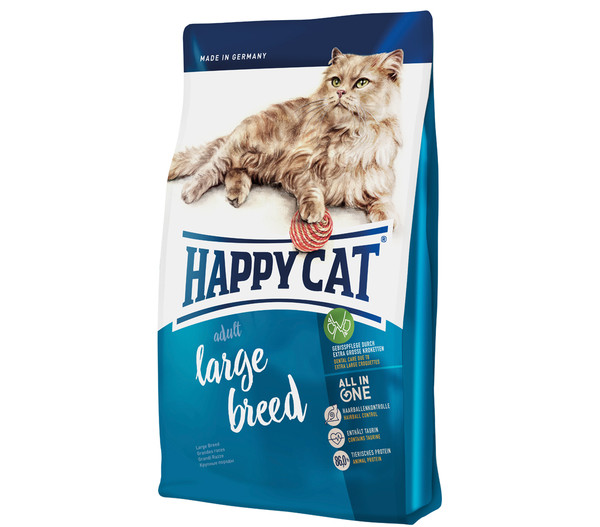 Happy Cat Trockenfutter Supreme Adult, Large Breed