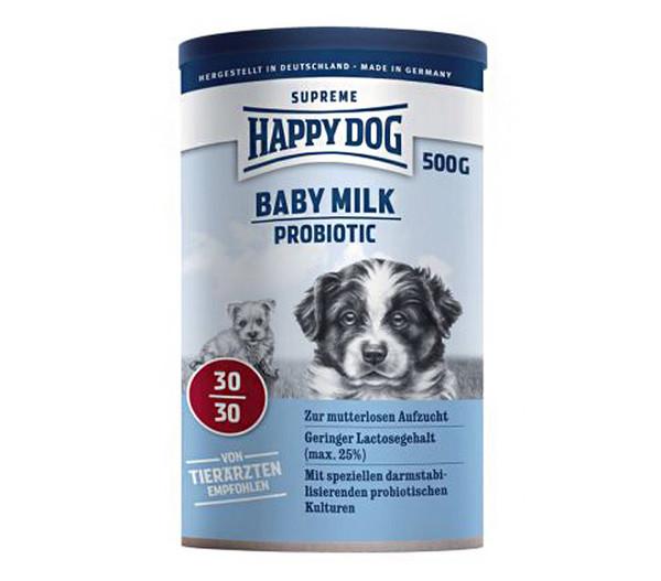 Happy Dog Baby Milk Probiotic, 500 g