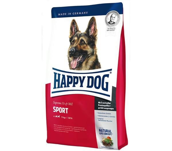 Happy Dog Supreme Fit & Well Adult Sport, Trockenfutter, 15 kg