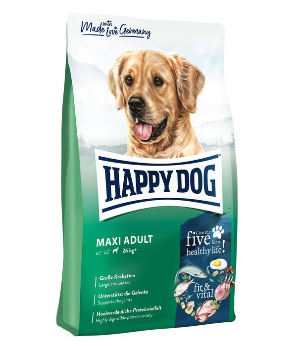 Happy Dog Trockenfutter Fit & Vital Maxi Adult
