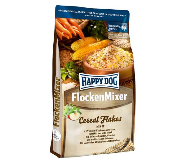 Happy Dog Trockenfutter Flocken Mixer