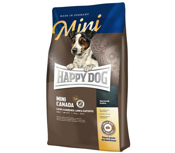 Happy Dog Trockenfutter Mini Canada