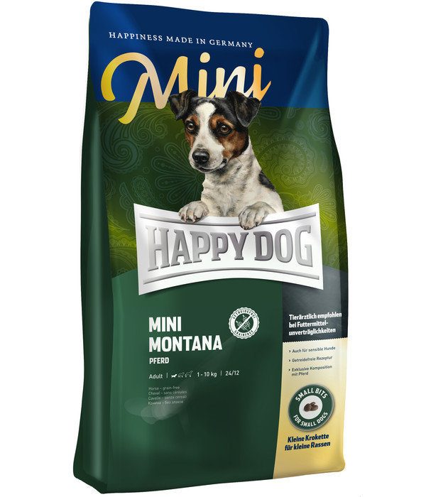 Happy Dog Trockenfutter Mini Montana
