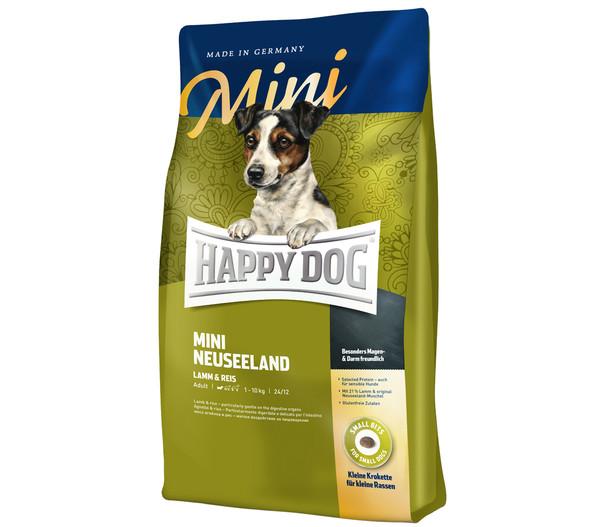 Happy Dog Trockenfutter Mini Neuseeland