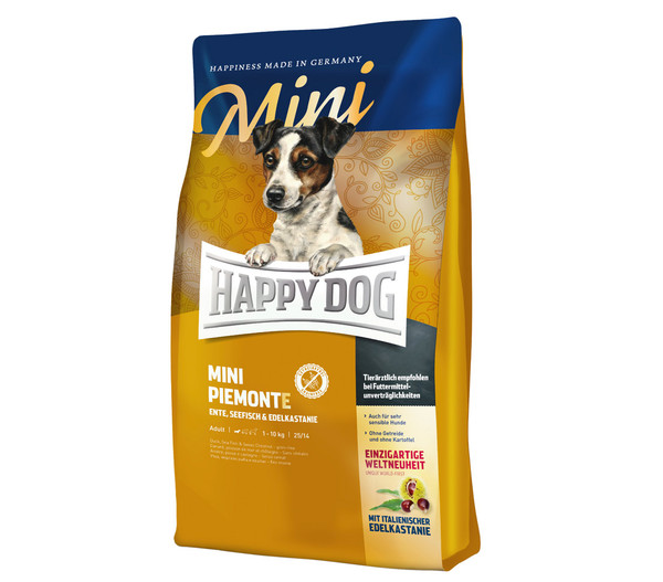Happy Dog Trockenfutter Mini Piemonte