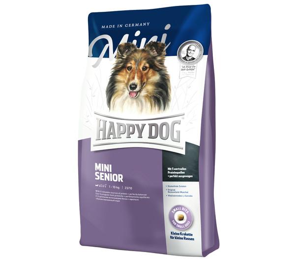 Happy Dog Trockenfutter Mini Senior