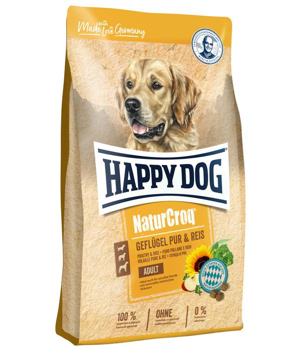 Happy Dog Trockenfutter NaturCroq Adult