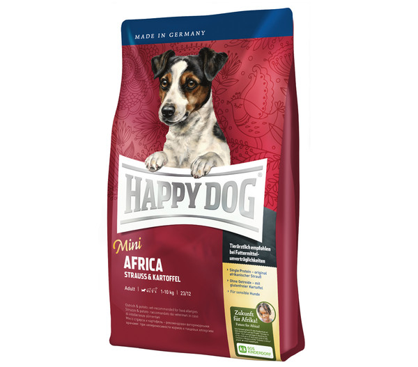 Happy Dog Trockenfutter Supreme Mini Afrika