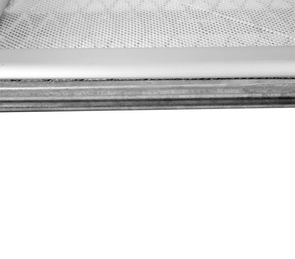 Hecht Kellerschacht Profi Alukappen, 115x60 cm
