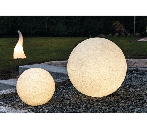 HEITRONIC® Leuchtkugel Mundan, granit