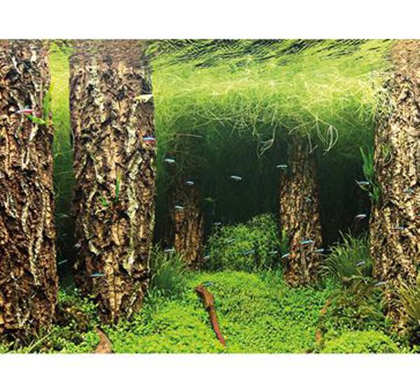 Hobby Aquarium Rückwand Scaper's Hill/Scaper's Forest