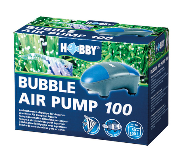 Hobby® Bubble Air Pump, Durchlüfterpumpe