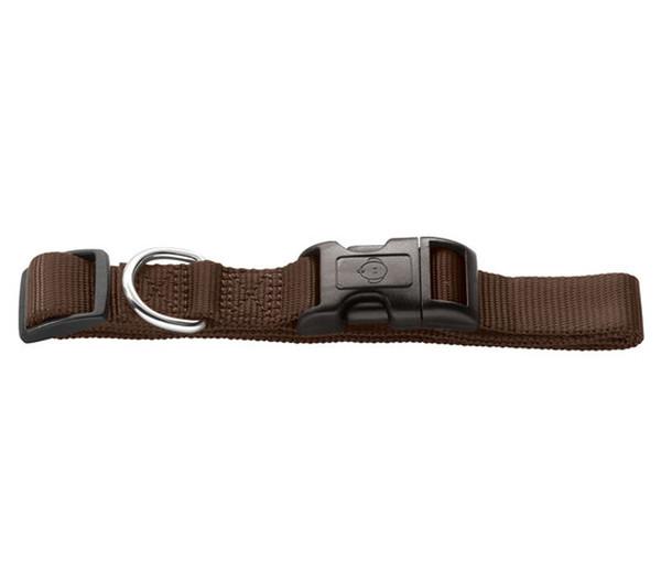 HUNTER® Hundehalsband Ecco Sport Vario Basic, braun