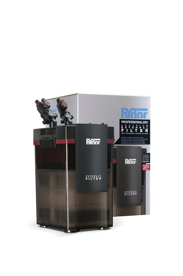 hydor Professional 250, Außenfilter