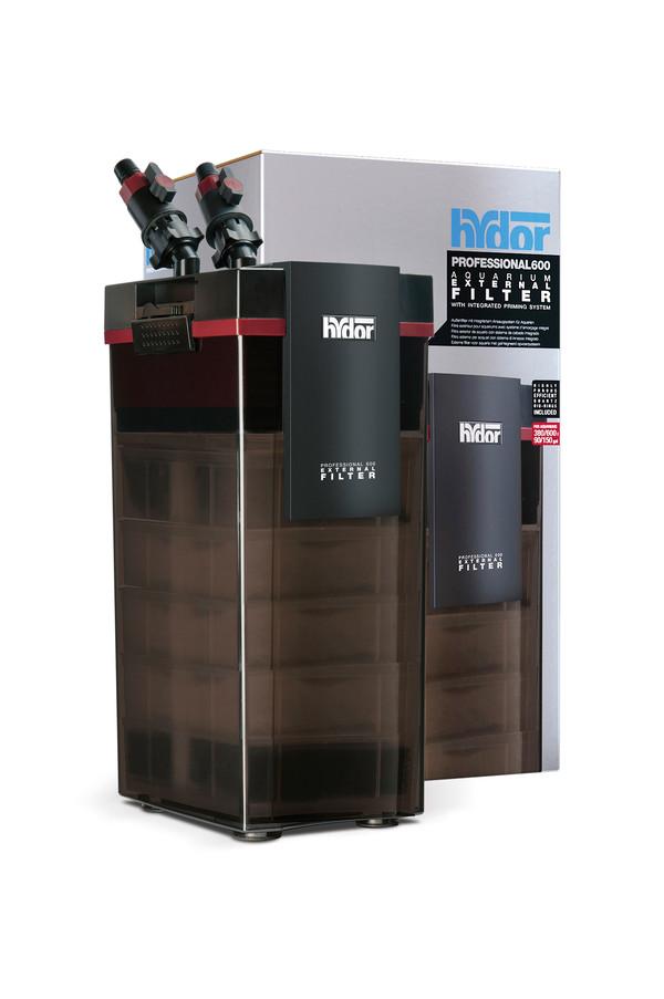 hydor Professional 600, Außenfilter
