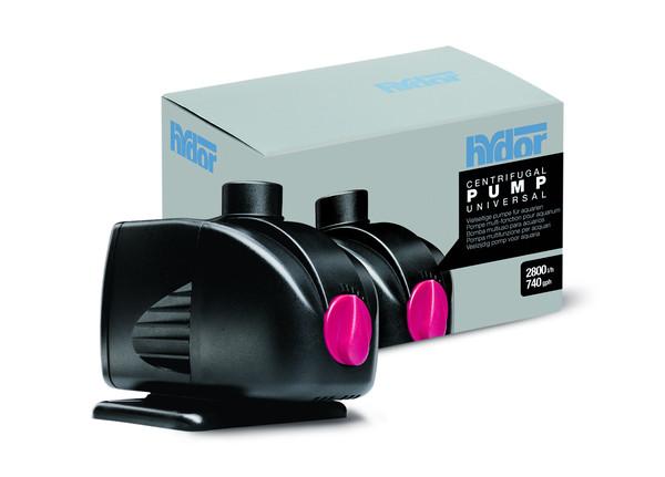 Hydor Universal Pumpe 2800, Aquariumpumpe