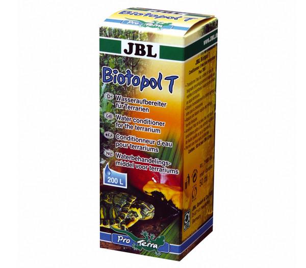 JBL Biotopol T Wasseraufbereiter, 50 ml