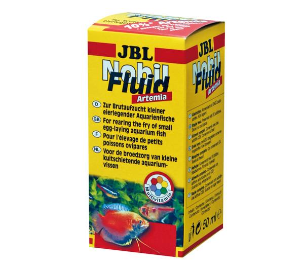 JBL Brutaufzuchtmittel NobilFluid Artemia, 50ml