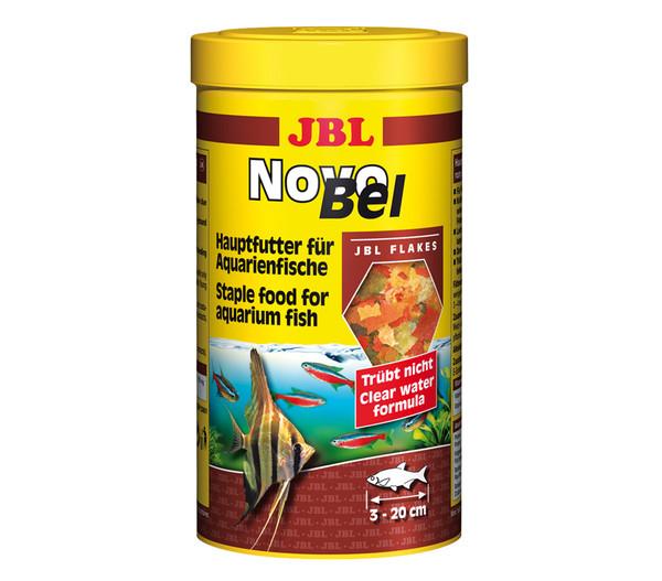JBL Fischfutter NovoBel für Aquariumfische