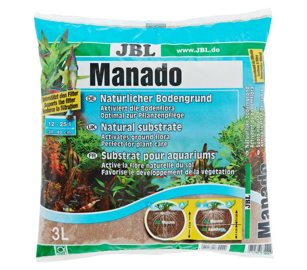 JBL Manado Natürlicher Bodengrund