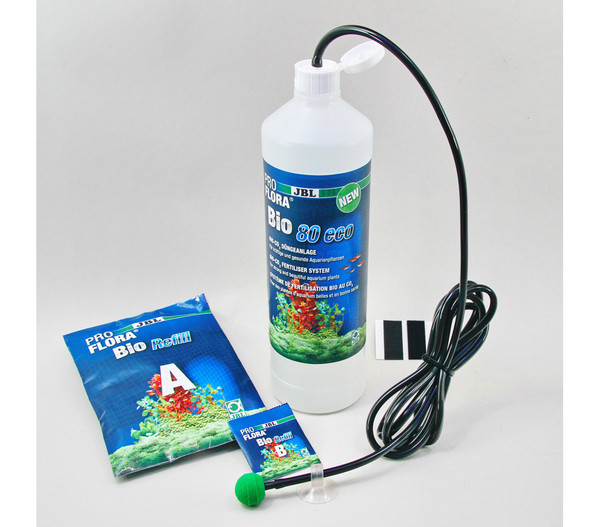 JBL ProFlora Bio80 eco 2 CO2-Set