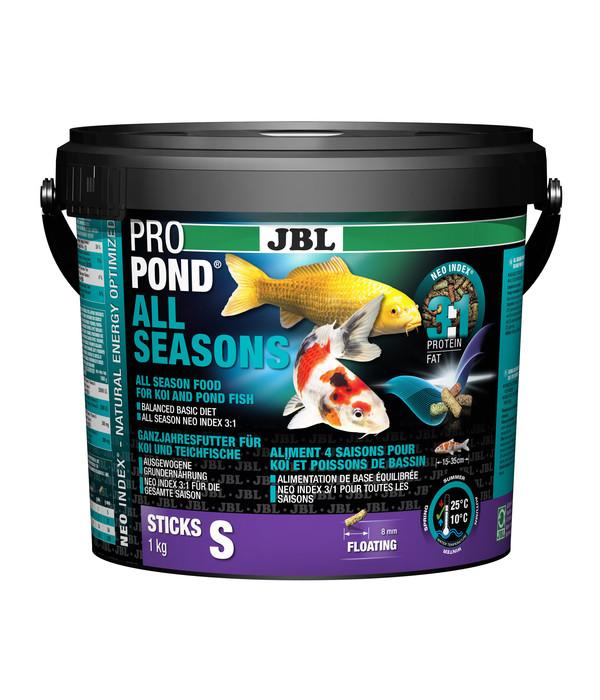 JBL Teichfischfutter ProPond All Seasons