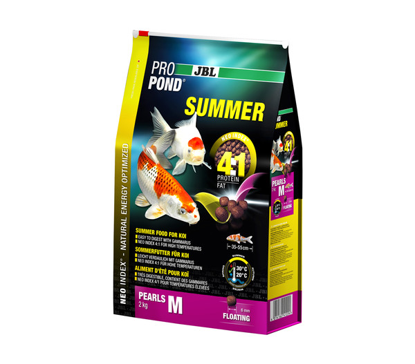 JBL Teichfischfutter ProPond Summer