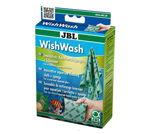 JBL WishWash Glasreiniger für Aquarium/Terrarium