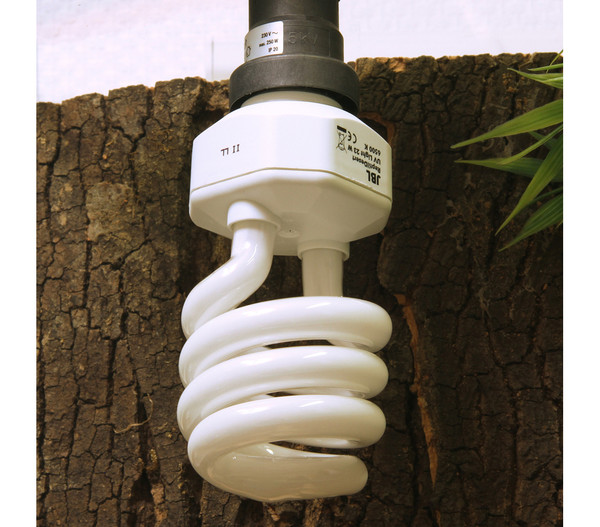 JBL Wüsten-Terrarienlampe ReptilDesert UV 300