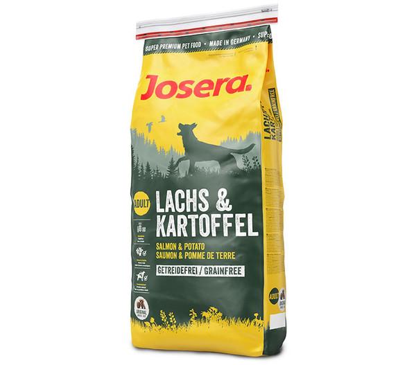 Josera Adult Lachs & Kartoffel, Trockenfutter