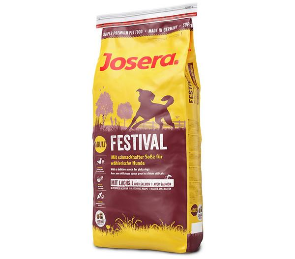 Josera Trockenfutter Adult Festival mit Lachs