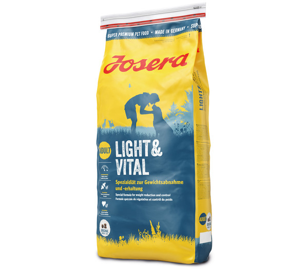 Josera Trockenfutter Light & Vital Adult, 15kg