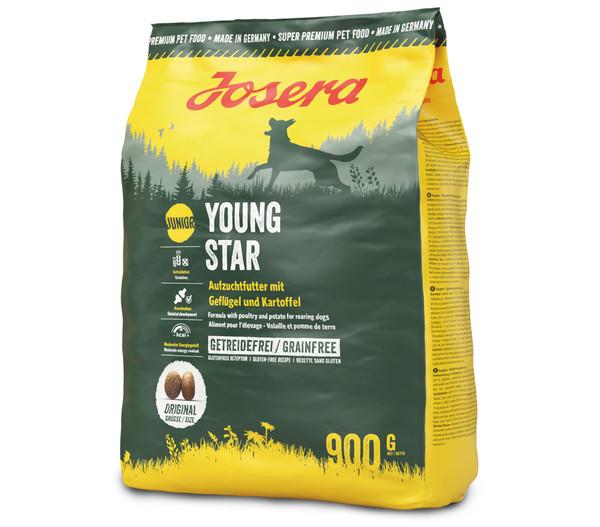 Josera Trockenfutter Young Star Junior, 5 x 900g