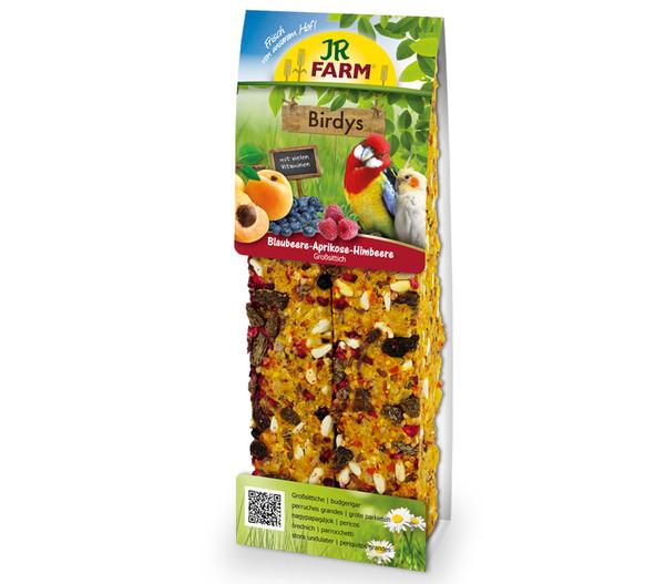 JR Farm Birdys Blaubeere-Aprikose-Himbeere, Vogelsnack