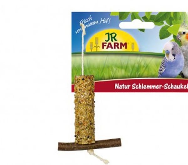 JR FARM Vogelsnack Natur Schlemmer-Schaukel klein, 100g