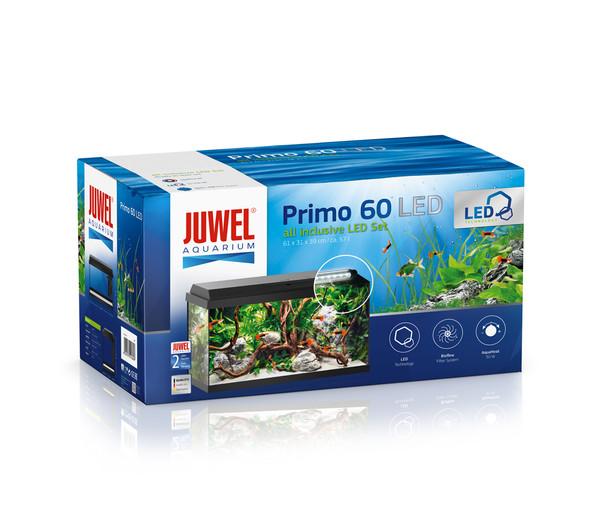 JUWEL® AQUARIUM Aquarium Set Primo 60 LED, schwarz