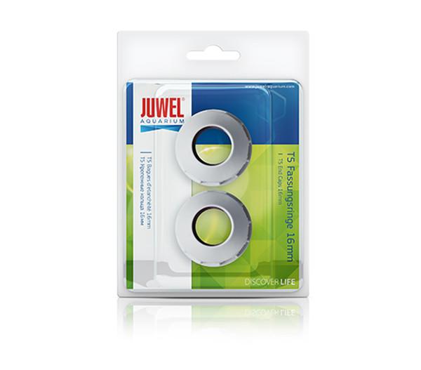JUWEL® AQUARIUM Aquariumbeleuchtung Fassungsringe HiLite T5 16mm, 2 Stück