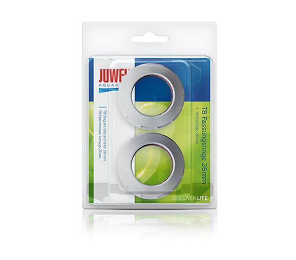 JUWEL® AQUARIUM Aquariumbeleuchtung Fassungsringe T8 26mm, 2 Stück